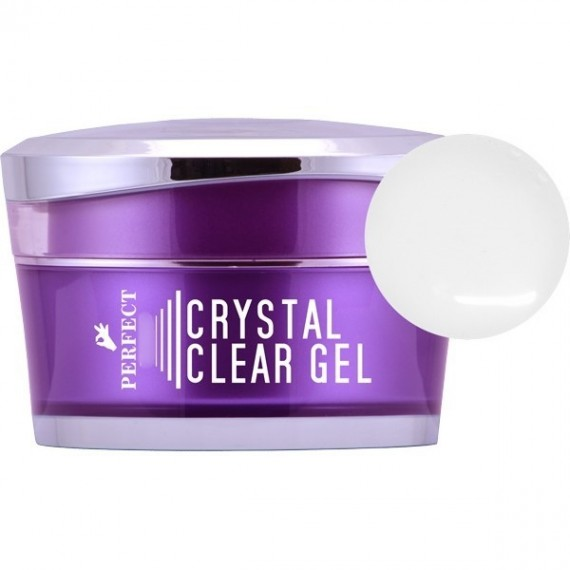 Perfect Nails - Crystal Clear Gel - 30 gr