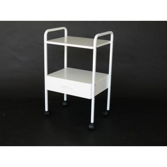 Ucenic pentru cosmetica cu raft si sertar - Bucsanyi - 3005-0-01