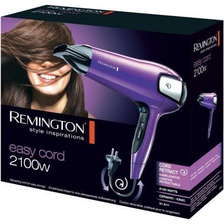 Remington - Easy Cord - 2100 w - Uscator de par