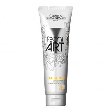 Tecni Art - Spiral Splendour - crema nutritiva pentru control - 150 ml -  Loreal professionel