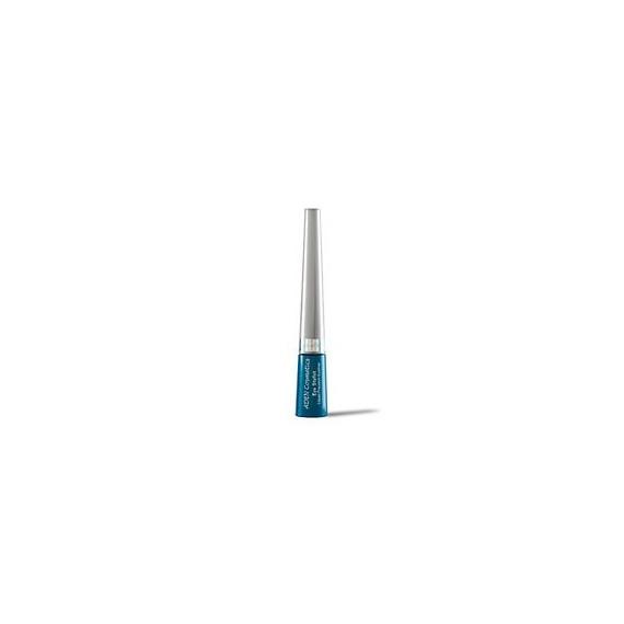 Tuş cu pensula groasa - Albastru - Liquid Eyeliner -  Aden Cosmetics