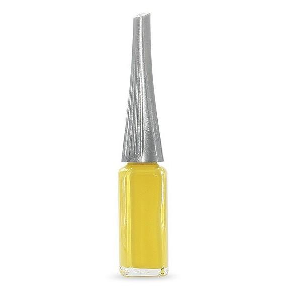 Moyra - Lac decor cu pensula subtire - Galben - Art Nail Polish No.20