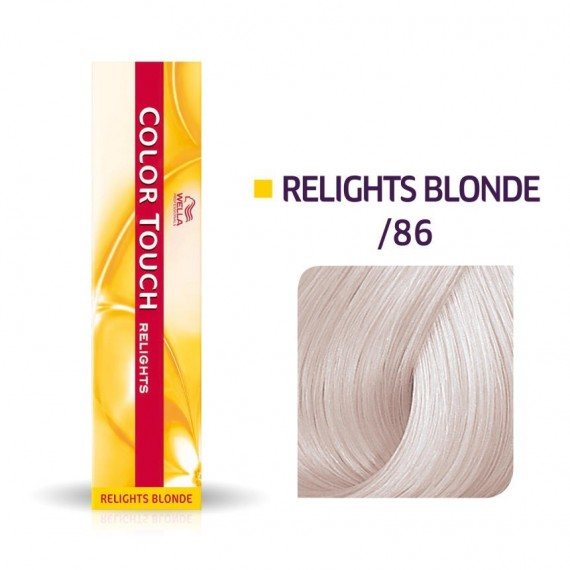 /86 - Color Touch Relights - Color Touch - Wella Professionals  - 60 ml