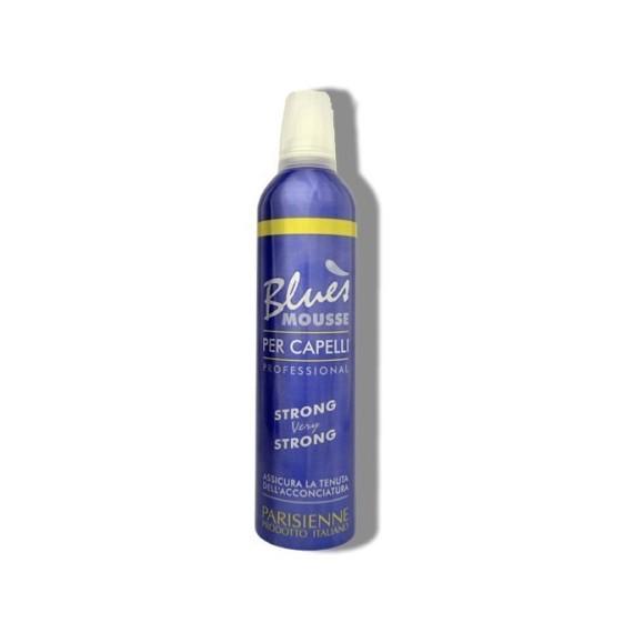 Blues forte - spuma pentru par - 400 ml