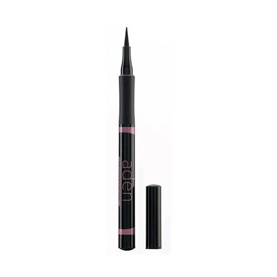 Tuş creion negru - eyeliner pencil -  aden cosmetics