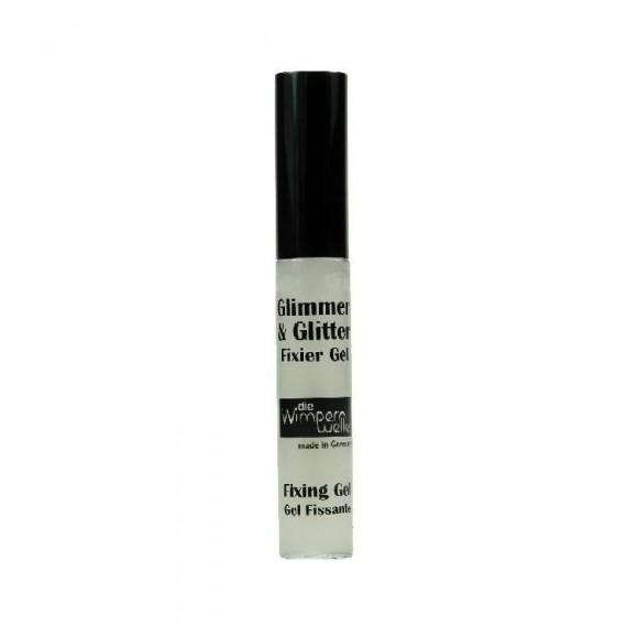 Gel pentru fixarea fardului de pleoape -glimmer &glitter fixing gel- wimpernwelle