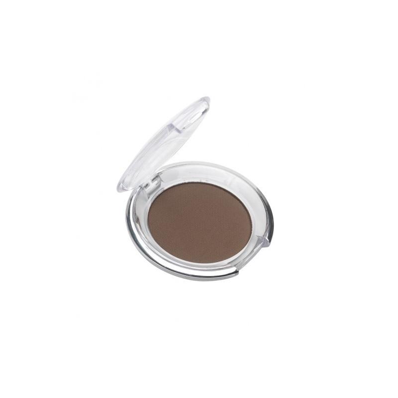 Pudra pentru sprancene - nr. 03 - chocolate - aden cosmetics