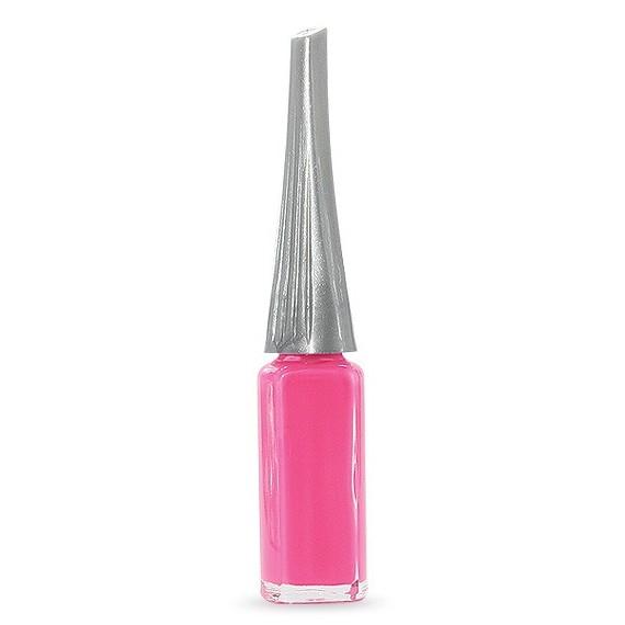 Moyra - Lac decor cu pensula subtire - Pink - 8 ml