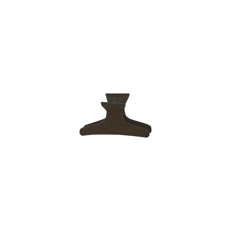 Eurostil clame de par plastic tip fluture 12 buc - 0084/50