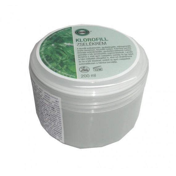 Crema cu clorofila - 200 ml - Yamuna