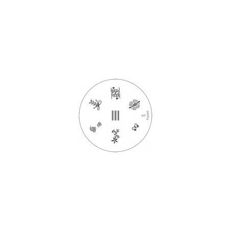 Konad - Discheta cu modele - M7
