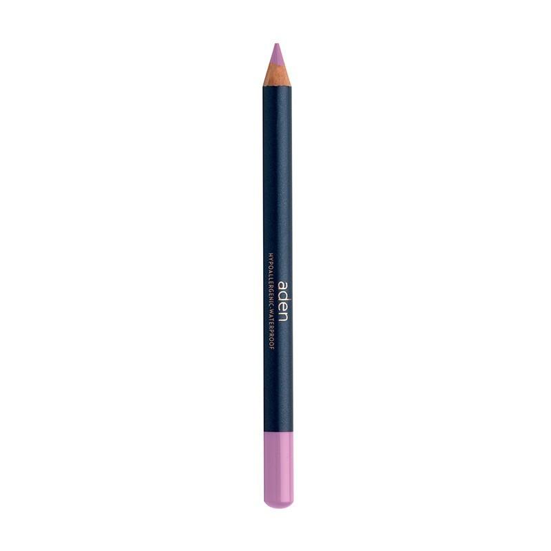 Creion contur buze - lip liner - Pink - Aden Cosmetics