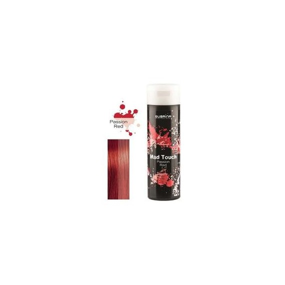 Mad Touch - Passion Red - 200ml - Subrina Professional