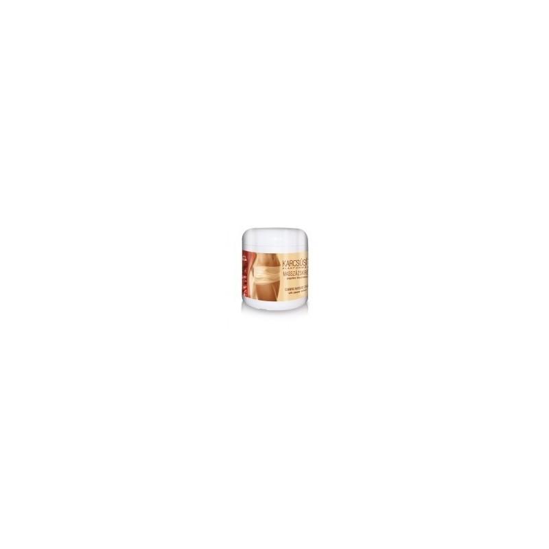 Cremă pentru masaj cu extract de ardei iute - 500 ml